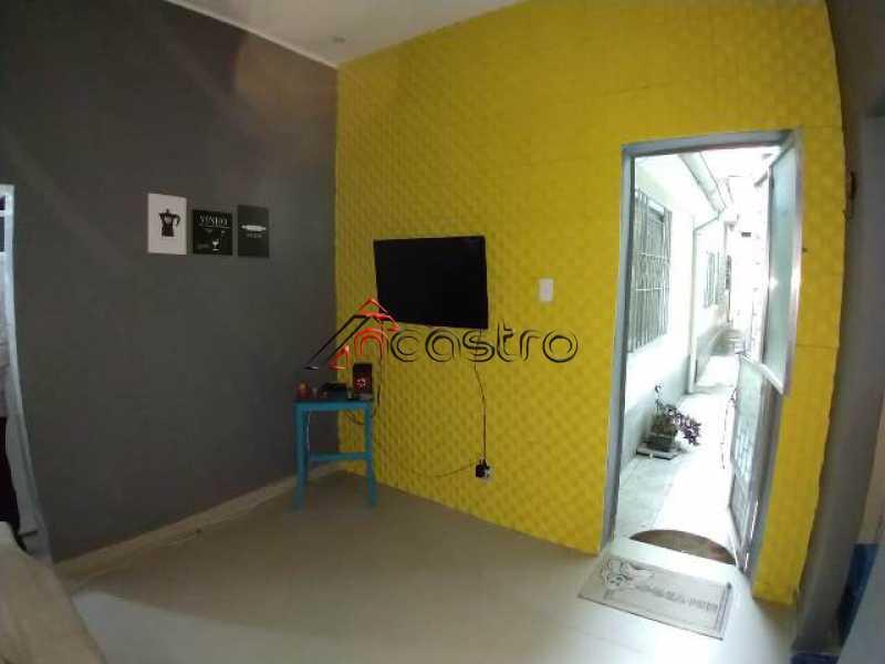 NCastro01. - Casa de Vila à venda Rua Lucena,Olaria, Rio de Janeiro - R$ 150.000 - M2136 - 3