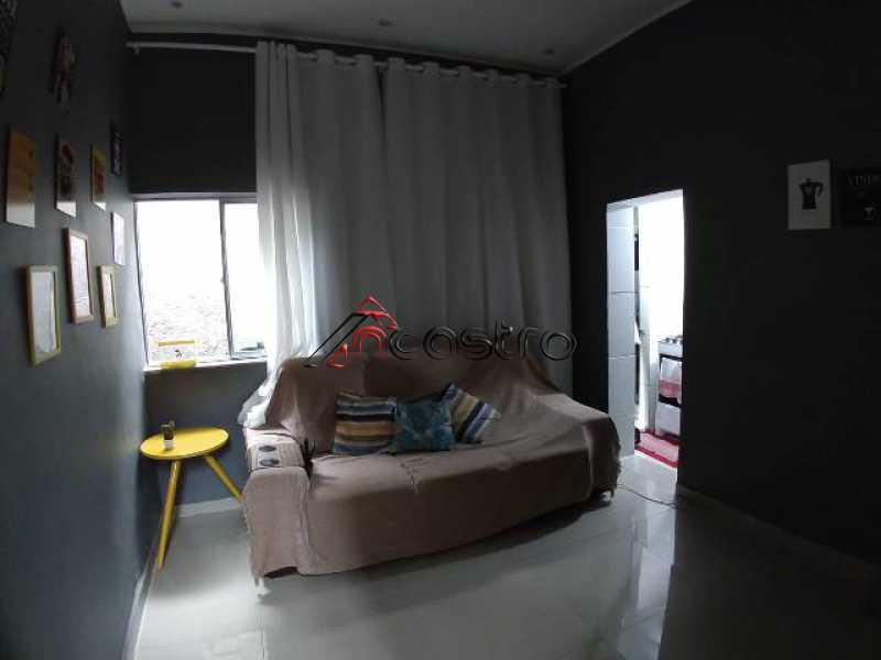 NCastro02. - Casa de Vila à venda Rua Lucena,Olaria, Rio de Janeiro - R$ 150.000 - M2136 - 1