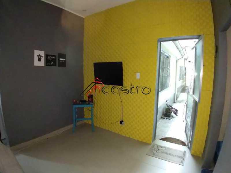 NCastro03. - Casa de Vila à venda Rua Lucena,Olaria, Rio de Janeiro - R$ 150.000 - M2136 - 5