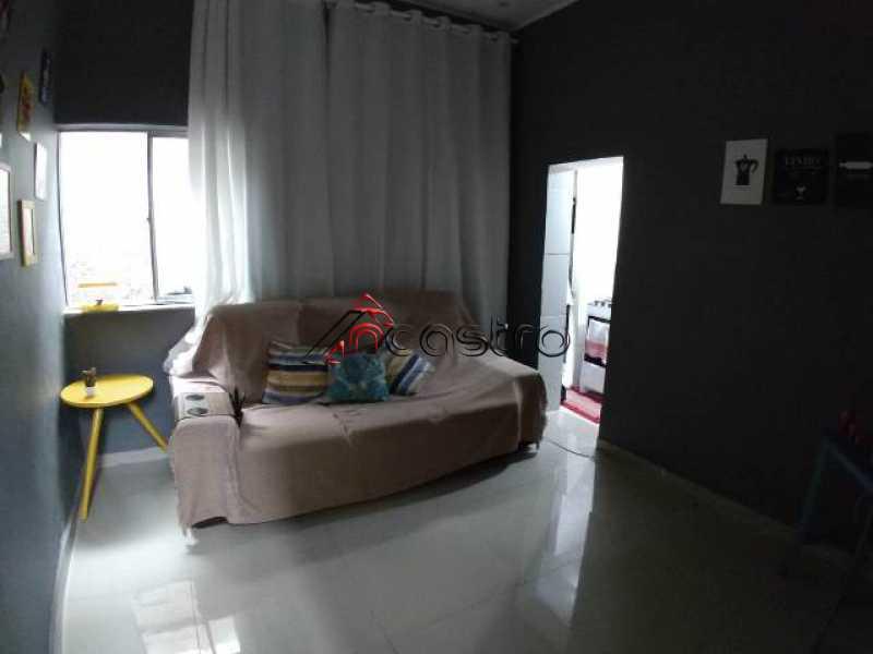 NCastro04. - Casa de Vila à venda Rua Lucena,Olaria, Rio de Janeiro - R$ 150.000 - M2136 - 4