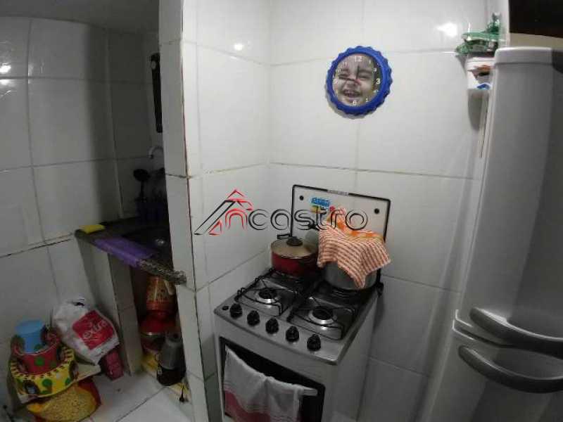 NCastro05. - Casa de Vila à venda Rua Lucena,Olaria, Rio de Janeiro - R$ 150.000 - M2136 - 11