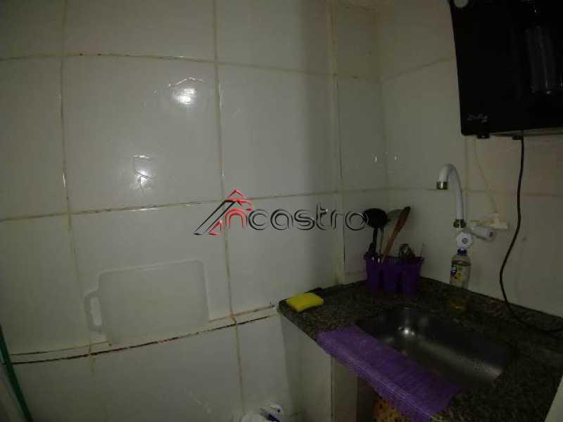 NCastro08. - Casa de Vila à venda Rua Lucena,Olaria, Rio de Janeiro - R$ 150.000 - M2136 - 14