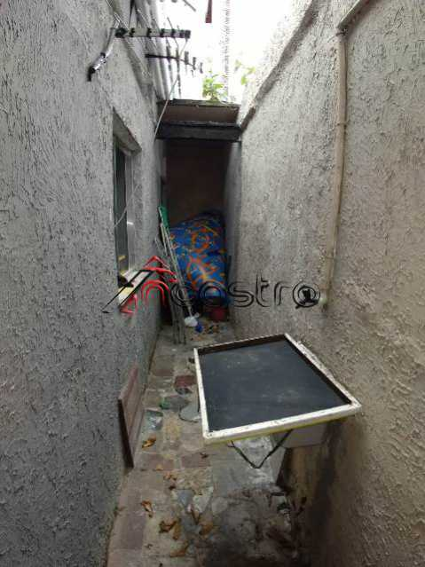 NCastro10. - Casa de Vila à venda Rua Lucena,Olaria, Rio de Janeiro - R$ 150.000 - M2136 - 20