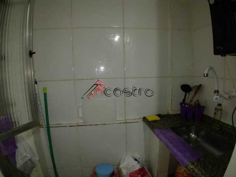 NCastro11. - Casa de Vila à venda Rua Lucena,Olaria, Rio de Janeiro - R$ 150.000 - M2136 - 15