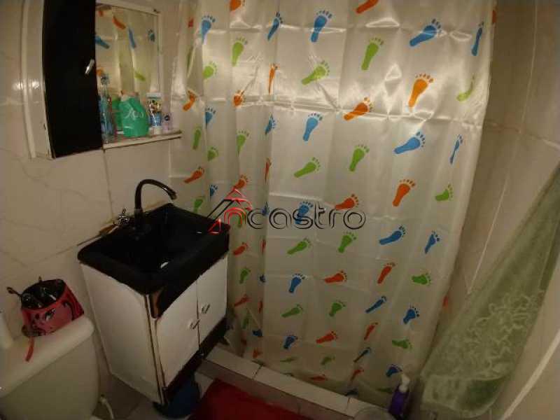 NCastro12. - Casa de Vila à venda Rua Lucena,Olaria, Rio de Janeiro - R$ 150.000 - M2136 - 16
