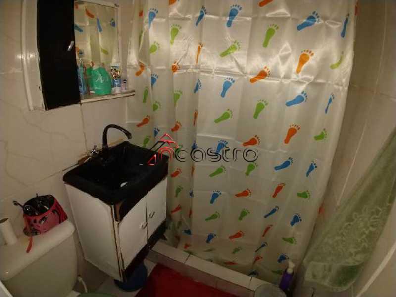 NCastro13. - Casa de Vila à venda Rua Lucena,Olaria, Rio de Janeiro - R$ 150.000 - M2136 - 17