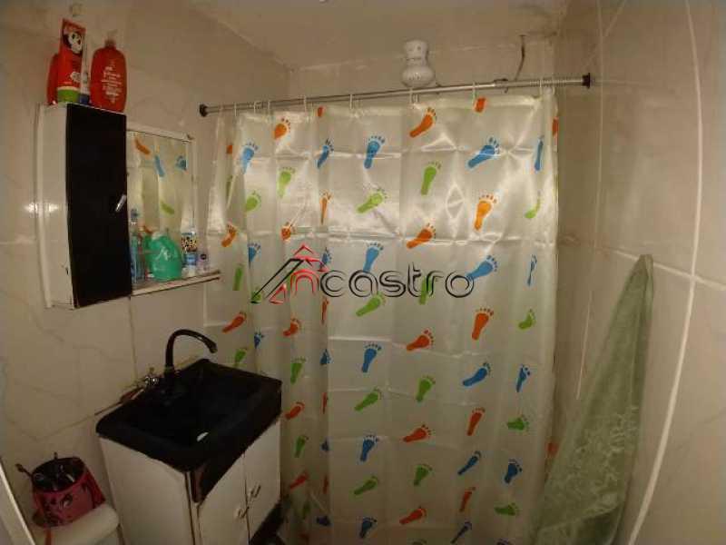 NCastro15. - Casa de Vila à venda Rua Lucena,Olaria, Rio de Janeiro - R$ 150.000 - M2136 - 18