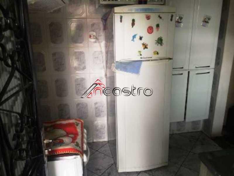 NCastro04. - Casa de Vila Rua Capintuba,Irajá,Rio de Janeiro,RJ À Venda,1 Quarto,45m² - M2022 - 14