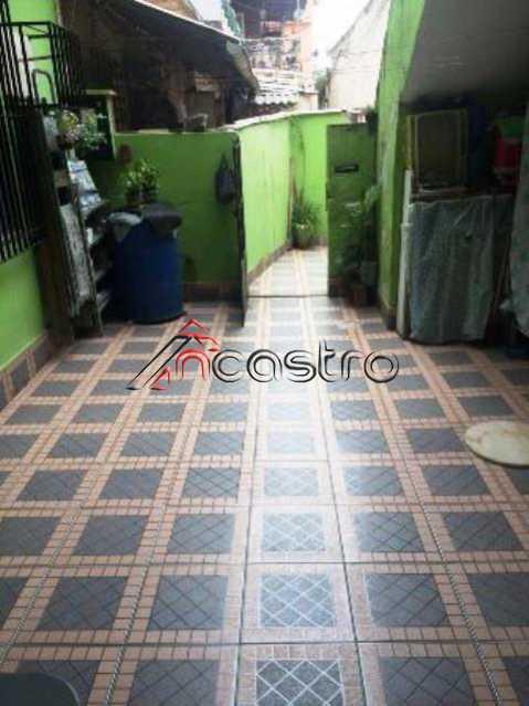 NCastro08. - Casa de Vila Rua Capintuba,Irajá,Rio de Janeiro,RJ À Venda,1 Quarto,45m² - M2022 - 1