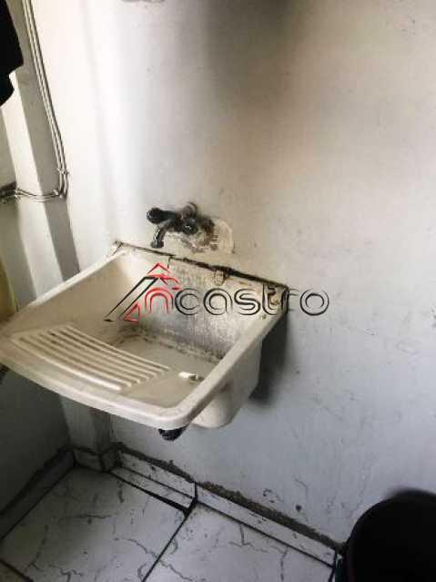 Ncastro 9. - Apartamento à venda Rua Conselheiro Paulino,Olaria, Rio de Janeiro - R$ 180.000 - 2201 - 21