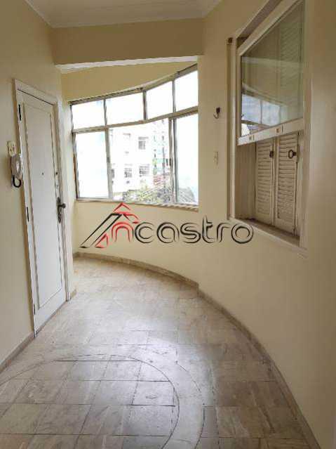 NCastro03. - Apartamento 3 quartos para alugar Tijuca, Rio de Janeiro - R$ 1.750 - 3045 - 4