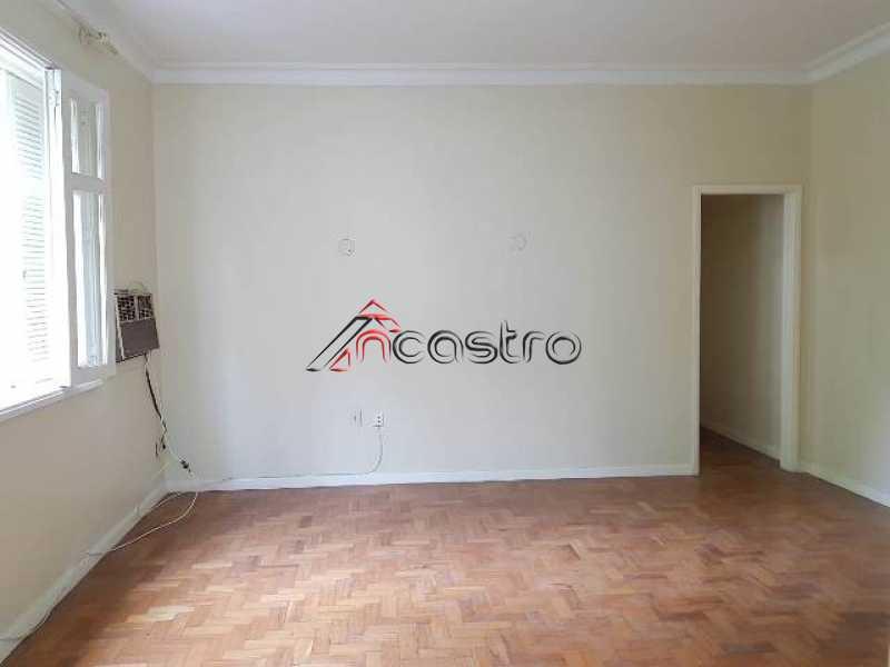 NCastro04. - Apartamento 3 quartos para alugar Tijuca, Rio de Janeiro - R$ 1.750 - 3045 - 5