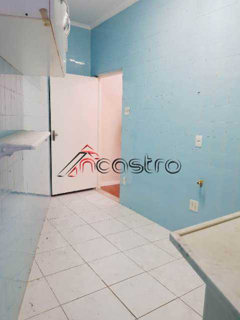 NCastro05. - Apartamento 3 quartos para alugar Tijuca, Rio de Janeiro - R$ 1.750 - 3045 - 11