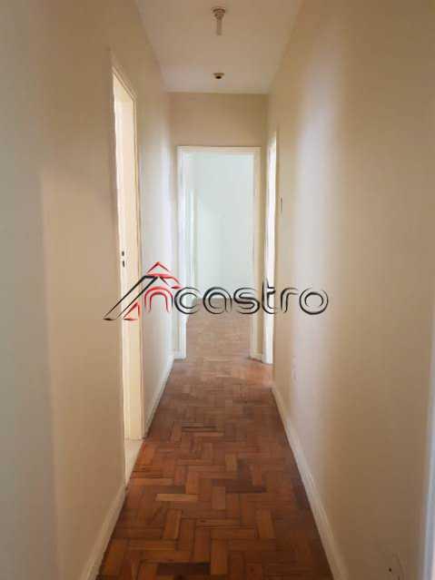 NCastro10. - Apartamento 3 quartos para alugar Tijuca, Rio de Janeiro - R$ 1.750 - 3045 - 7