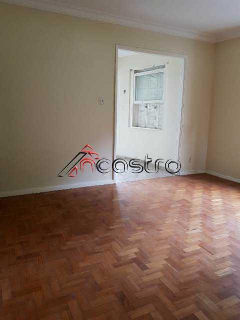 NCastro17. - Apartamento 3 quartos para alugar Tijuca, Rio de Janeiro - R$ 1.750 - 3045 - 3