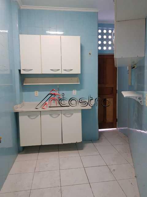 NCastro19. - Apartamento 3 quartos para alugar Tijuca, Rio de Janeiro - R$ 1.750 - 3045 - 12