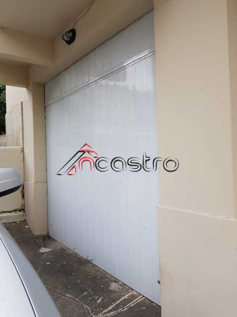 NCastro21. - Apartamento 3 quartos para alugar Tijuca, Rio de Janeiro - R$ 1.750 - 3045 - 21