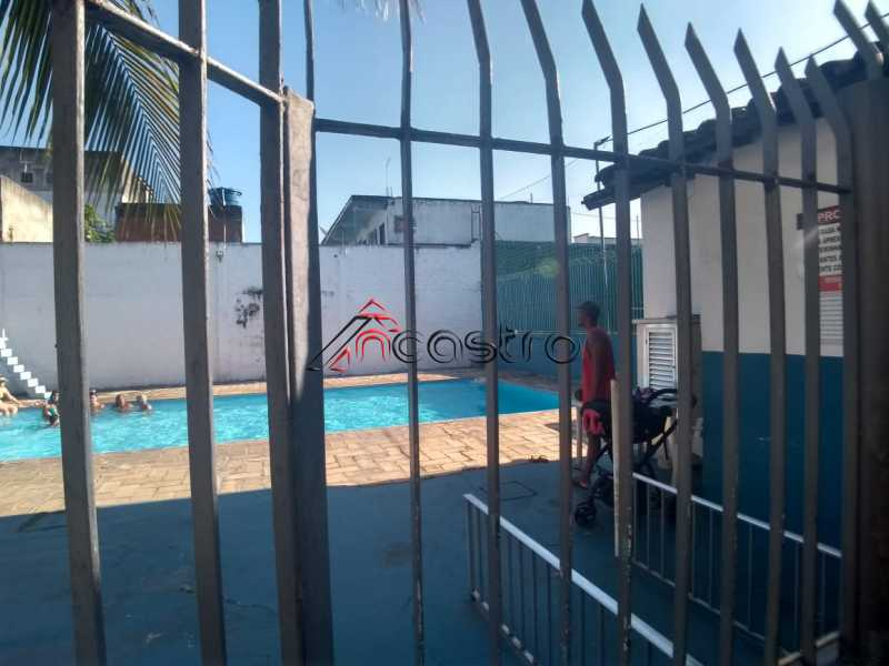 NCastro04. - Apartamento à venda Estrada Marechal Miguel Salazar Mendes de Morais,Taquara, Rio de Janeiro - R$ 180.000 - 3047 - 19