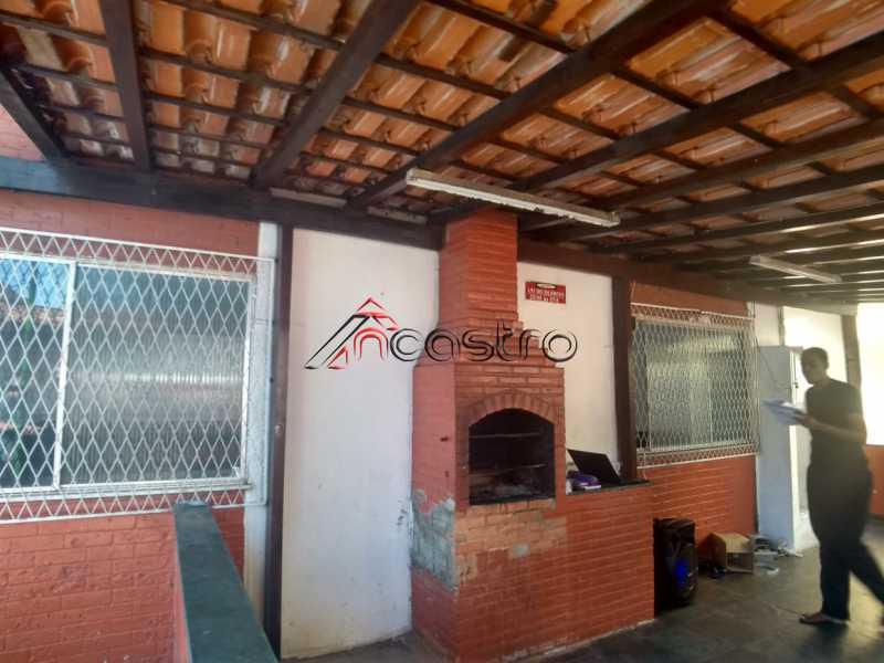 NCastro05. - Apartamento à venda Estrada Marechal Miguel Salazar Mendes de Morais,Taquara, Rio de Janeiro - R$ 180.000 - 3047 - 18