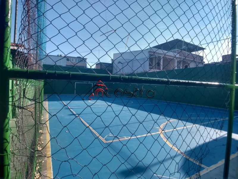 NCastro07. - Apartamento à venda Estrada Marechal Miguel Salazar Mendes de Morais,Taquara, Rio de Janeiro - R$ 180.000 - 3047 - 20