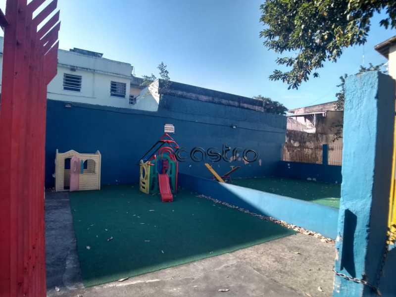 NCastro10. - Apartamento à venda Estrada Marechal Miguel Salazar Mendes de Morais,Taquara, Rio de Janeiro - R$ 180.000 - 3047 - 21