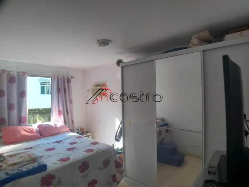 NCastro12. - Apartamento à venda Estrada Marechal Miguel Salazar Mendes de Morais,Taquara, Rio de Janeiro - R$ 180.000 - 3047 - 6