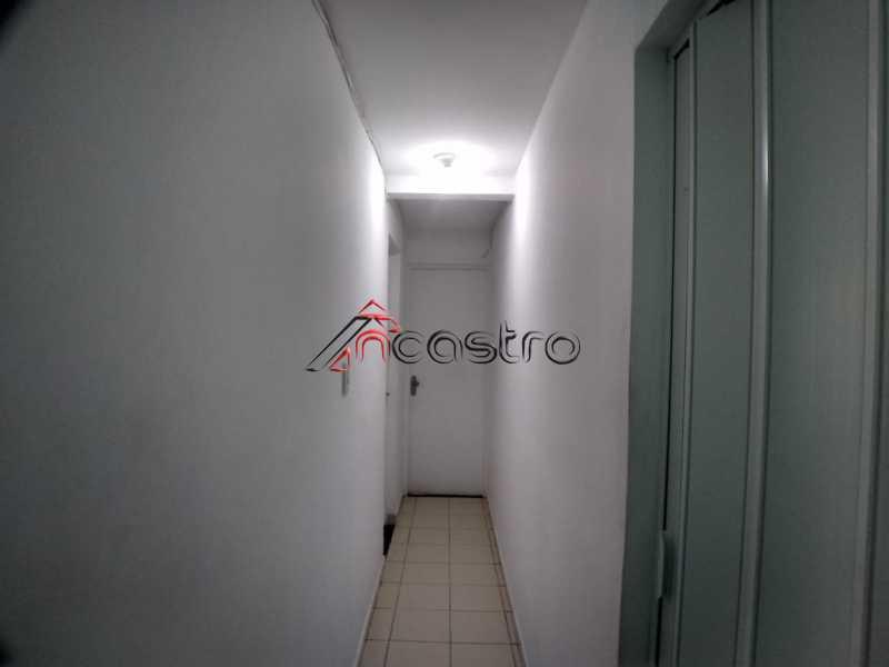 NCastro16. - Apartamento à venda Estrada Marechal Miguel Salazar Mendes de Morais,Taquara, Rio de Janeiro - R$ 180.000 - 3047 - 8