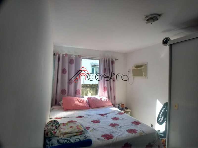 NCastro17. - Apartamento à venda Estrada Marechal Miguel Salazar Mendes de Morais,Taquara, Rio de Janeiro - R$ 180.000 - 3047 - 7