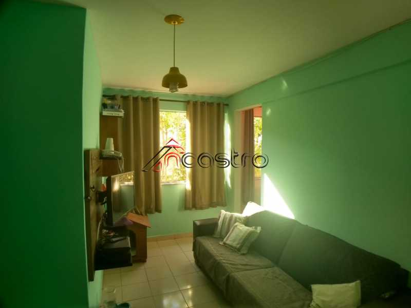 NCastro18. - Apartamento à venda Estrada Marechal Miguel Salazar Mendes de Morais,Taquara, Rio de Janeiro - R$ 180.000 - 3047 - 1