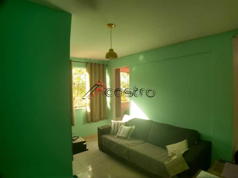 NCastro19. - Apartamento à venda Estrada Marechal Miguel Salazar Mendes de Morais,Taquara, Rio de Janeiro - R$ 180.000 - 3047 - 3