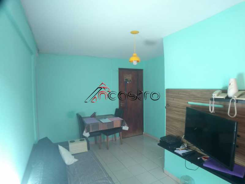 NCastro21. - Apartamento à venda Estrada Marechal Miguel Salazar Mendes de Morais,Taquara, Rio de Janeiro - R$ 180.000 - 3047 - 4