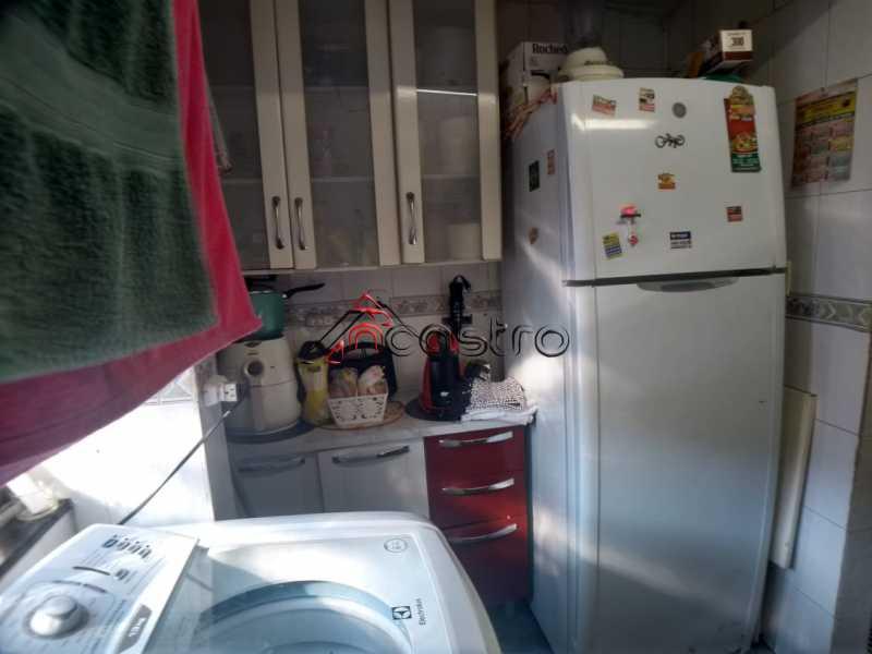 NCastro22. - Apartamento à venda Estrada Marechal Miguel Salazar Mendes de Morais,Taquara, Rio de Janeiro - R$ 180.000 - 3047 - 12