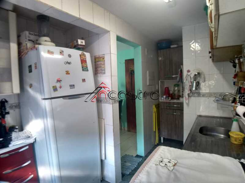 NCastro24. - Apartamento à venda Estrada Marechal Miguel Salazar Mendes de Morais,Taquara, Rio de Janeiro - R$ 180.000 - 3047 - 14