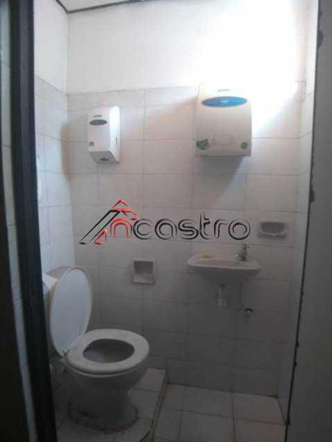 NCastro06. - Galpão Para Alugar - Ramos - Rio de Janeiro - RJ - T1020 - 11