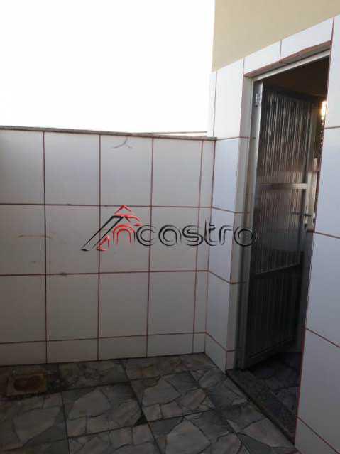 NCastro13 - Casa à venda Rua Noêmia Nunes,Olaria, Rio de Janeiro - R$ 550.000 - M2140 - 23
