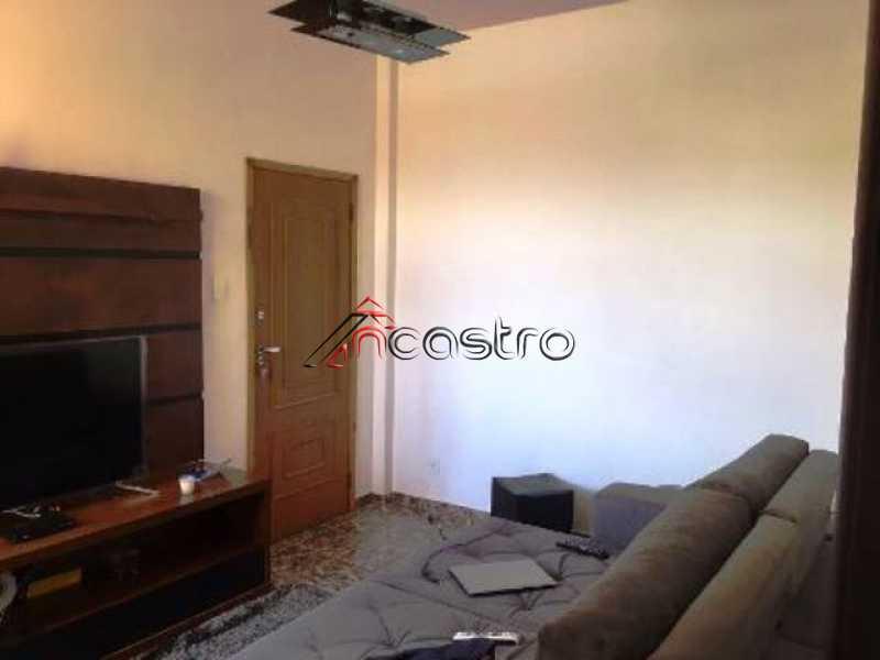 NCastro01 - Apartamento à venda Rua Juvenal Galeno,Olaria, Rio de Janeiro - R$ 240.000 - 2084 - 4