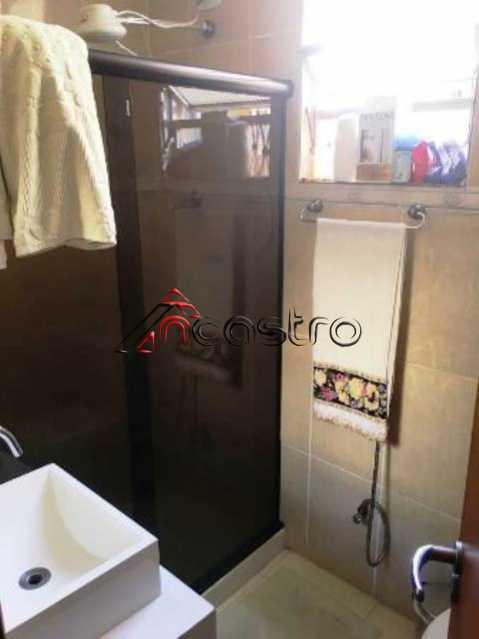 NCastro13 - Apartamento à venda Rua Juvenal Galeno,Olaria, Rio de Janeiro - R$ 240.000 - 2084 - 18