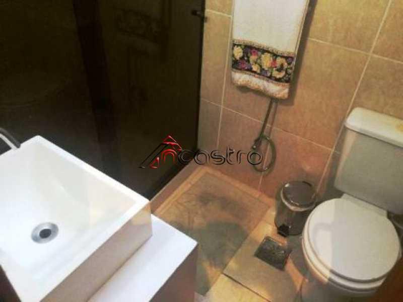 NCastro19 - Apartamento à venda Rua Juvenal Galeno,Olaria, Rio de Janeiro - R$ 240.000 - 2084 - 20