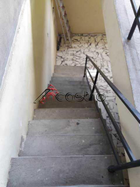 NCastro13. - Casa de Vila à venda Rua Itambé,Ramos, Rio de Janeiro - R$ 250.000 - M2141 - 14