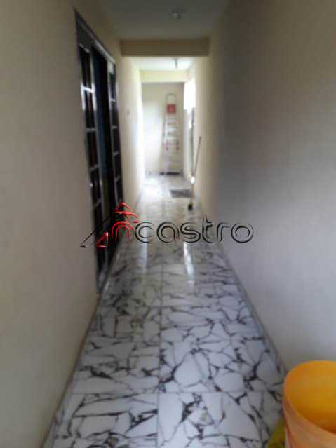 NCastro17. - Casa de Vila à venda Rua Itambé,Ramos, Rio de Janeiro - R$ 250.000 - M2141 - 10