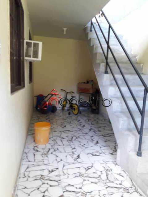 NCastro18. - Casa de Vila à venda Rua Itambé,Ramos, Rio de Janeiro - R$ 250.000 - M2141 - 9