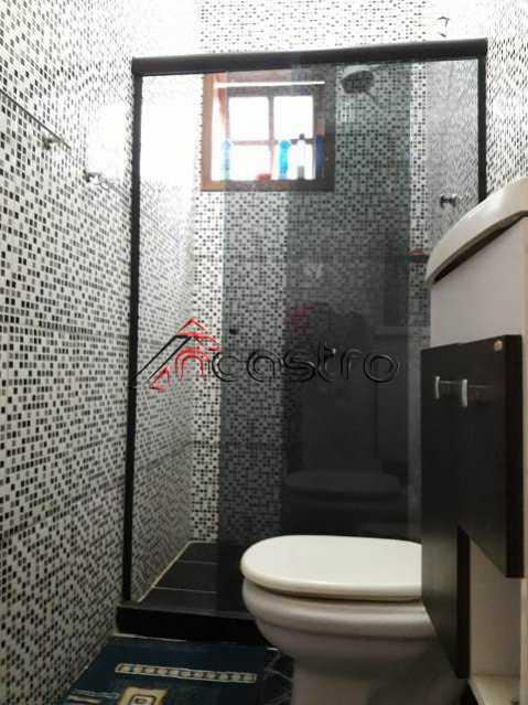 NCastro21. - Casa de Vila à venda Rua Itambé,Ramos, Rio de Janeiro - R$ 250.000 - M2141 - 11