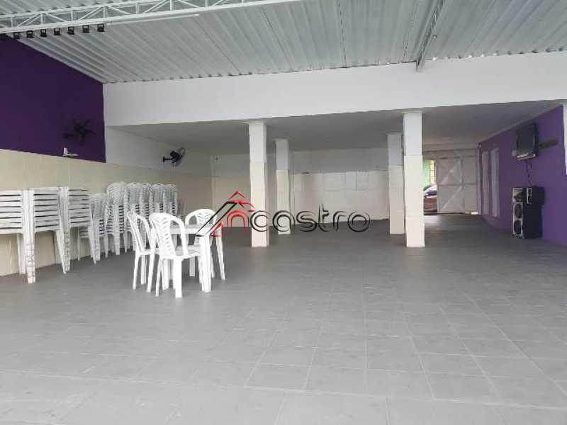 NCastro01. - Ponto comercial para alugar Rua Tapinhoa,Vila São Teodoro, Nova Iguaçu - R$ 3.000 - T1022 - 7