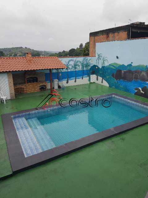 NCastro06. - Ponto comercial para alugar Rua Tapinhoa,Vila São Teodoro, Nova Iguaçu - R$ 3.000 - T1022 - 1