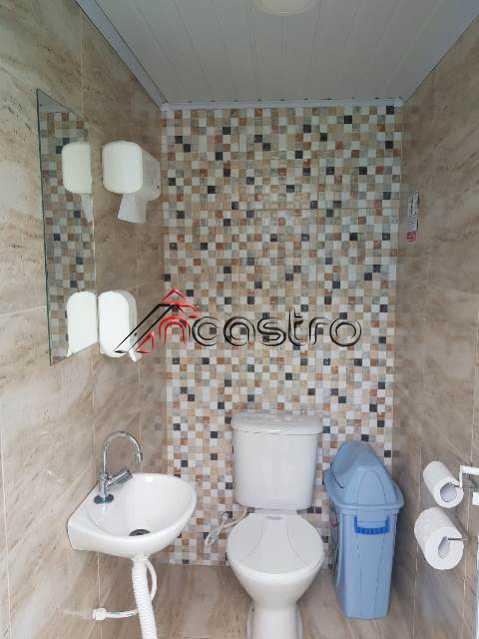 NCastro09. - Ponto comercial para alugar Rua Tapinhoa,Vila São Teodoro, Nova Iguaçu - R$ 3.000 - T1022 - 18