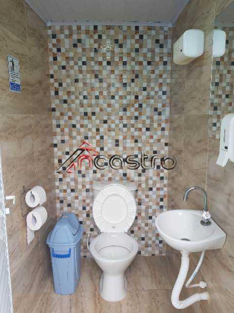 NCastro10. - Ponto comercial para alugar Rua Tapinhoa,Vila São Teodoro, Nova Iguaçu - R$ 3.000 - T1022 - 22