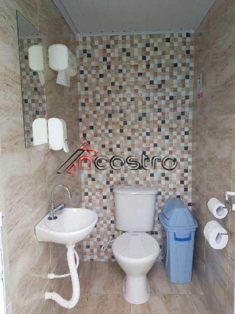NCastro11. - Ponto comercial para alugar Rua Tapinhoa,Vila São Teodoro, Nova Iguaçu - R$ 3.000 - T1022 - 20