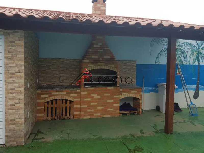 NCastro12. - Ponto comercial para alugar Rua Tapinhoa,Vila São Teodoro, Nova Iguaçu - R$ 3.000 - T1022 - 15