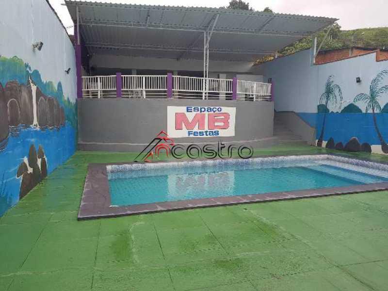 NCastro15. - Ponto comercial para alugar Rua Tapinhoa,Vila São Teodoro, Nova Iguaçu - R$ 3.000 - T1022 - 4
