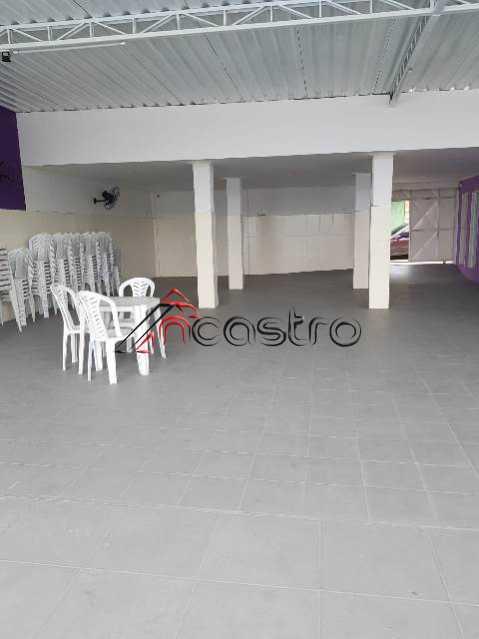 NCastro18. - Ponto comercial para alugar Rua Tapinhoa,Vila São Teodoro, Nova Iguaçu - R$ 3.000 - T1022 - 8